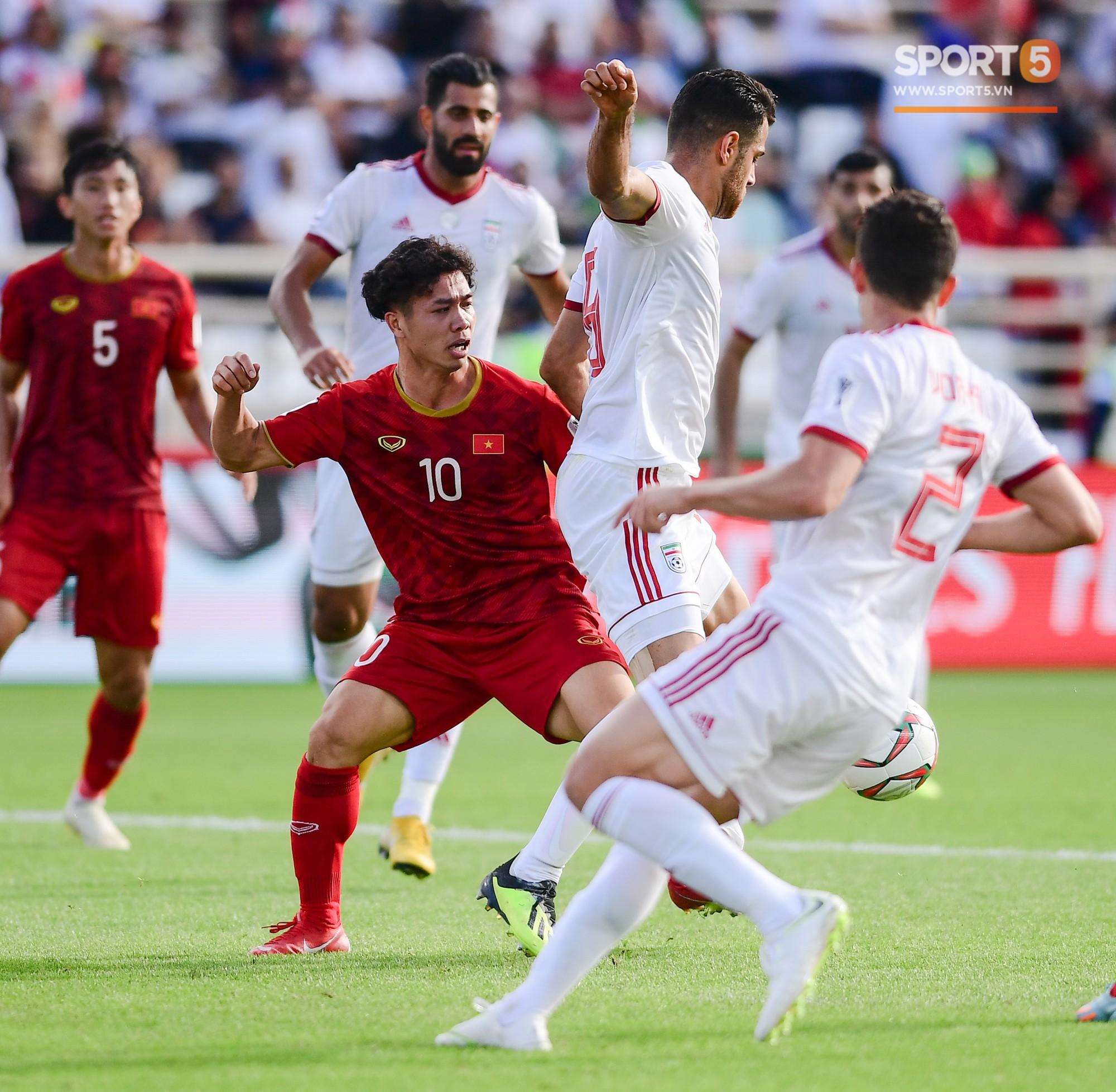 Thua Iran nhưng tinh thần quả cảm của các chàng trai Việt Nam đã đánh cắp trái tim fan quốc tế - Ảnh 3.