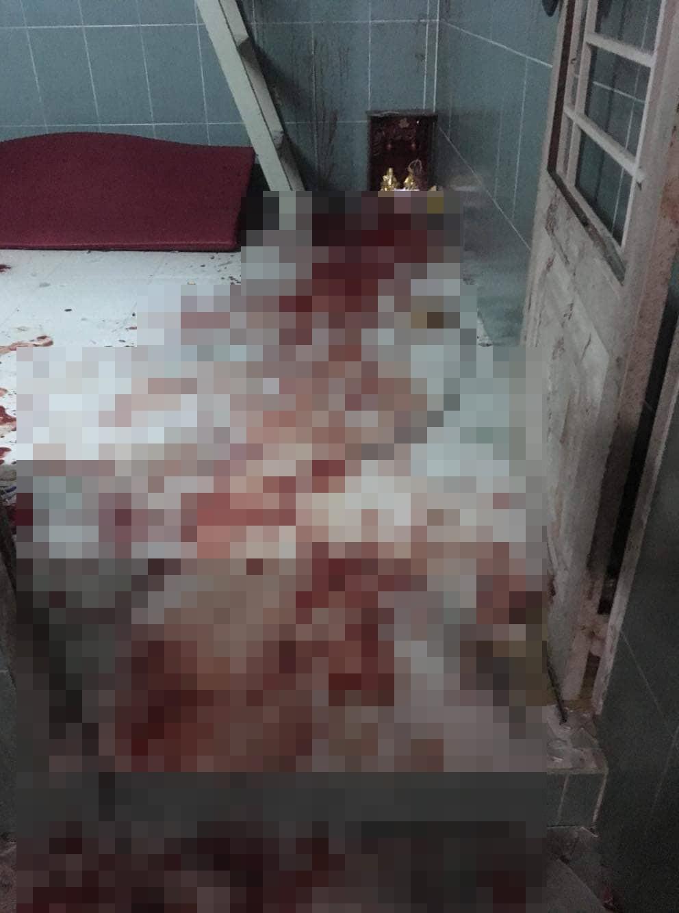 Nhóm giang hồ truy sát 4 thanh niên nguy kịch ở phòng trọ Sài Gòn - Ảnh 2.
