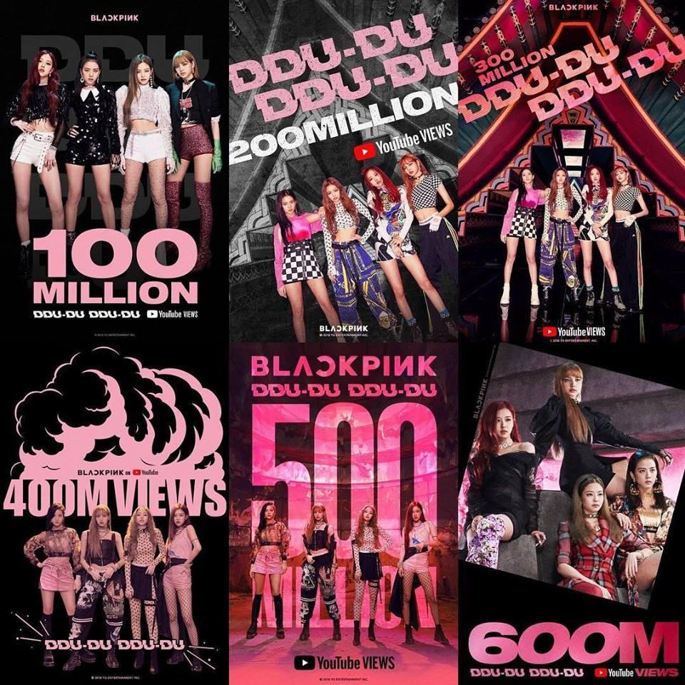 Giải an ủi cho Black Pink trong cuộc đua với BTS: Không được đầu tiên nhưng cũng là nhanh nhất! - Ảnh 2.