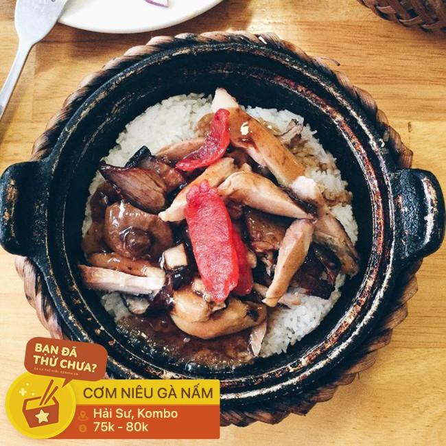 Có mặt trong đủ các món ăn từ Tây đến Ta, gà nấm thơm lừng thật ra cũng rất được người Hà Nội ưa chuộng nhé - Ảnh 10.