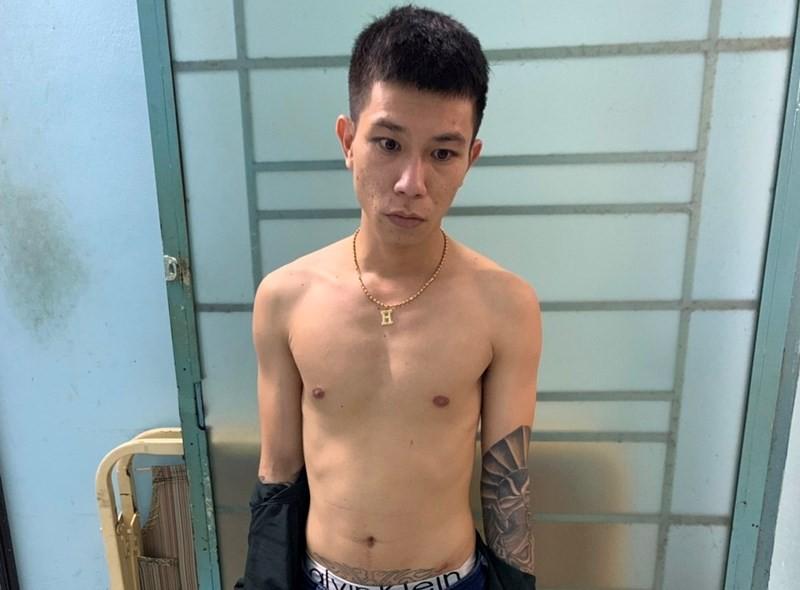 Thanh niên đi cướp giật khóc nghẹn xin về chăm vợ sắp sinh - Ảnh 2.