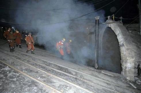Nổ mỏ than Trung Quốc, ít nhất 19 người thiệt mạng - Ảnh 1.