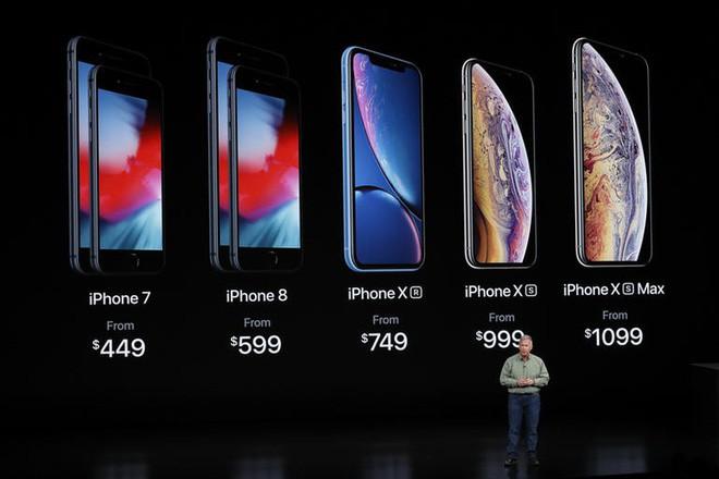 Ai cần phải lo lắng về thất bại của iPhone XS? Không phải Apple, mà là Huawei, Xiaomi, OPPO... - Ảnh 1.