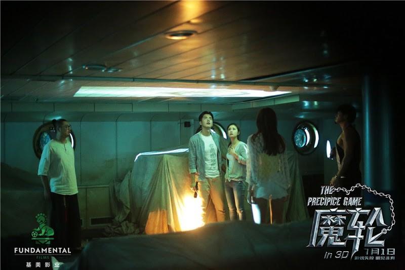"""Cuốn theo cơn bão """"Escape Room"""": Lưu lại ngay 10 trò chơi sinh tử chất lừ trên màn ảnh (Phần 1) - Ảnh 13."""