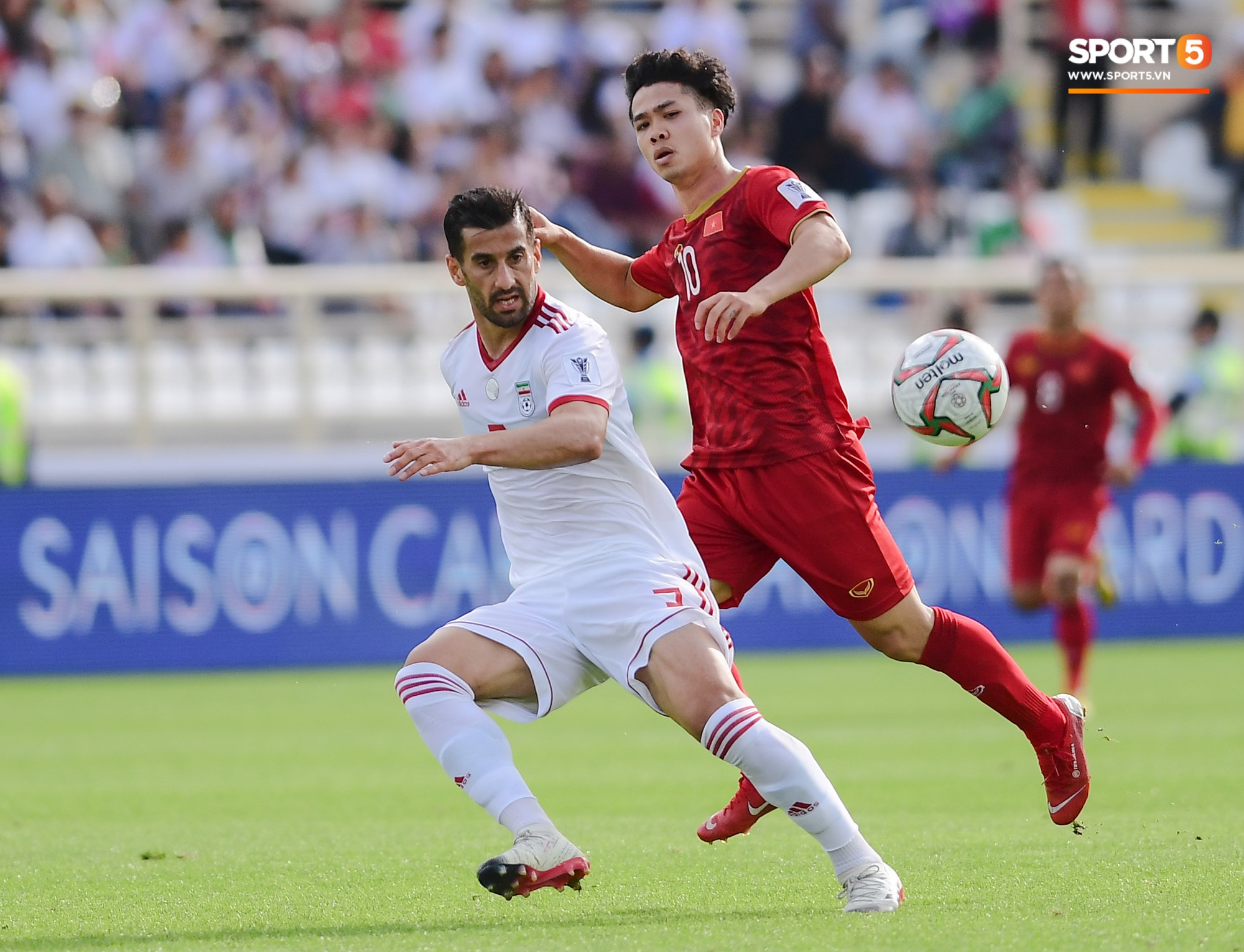 Nếu Công Phượng xử lý nhanh hơn, Duy Mạnh đã không lỡ hẹn trận đấu cuối cùng ở vòng bảng Asian Cup 2019 - Ảnh 9.