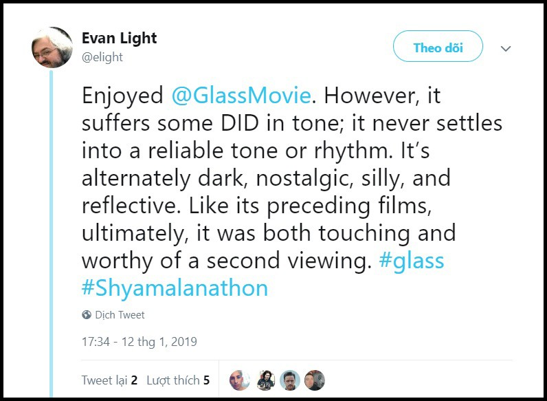 Mặc kệ giới phê bình chê tới tấp, người hâm mộ rần rần khen ngợi Glass sau xuất chiếu sớm - Ảnh 6.