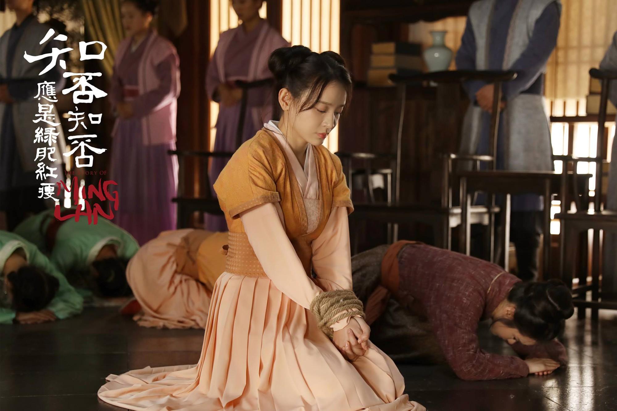 """""""Minh Lan Truyện"""": Chị gái của Triệu Lệ Dĩnh bị """"bắt gian tại giường"""", ngày tàn của mẹ con Lâm thị cuối cùng cũng đến! - Ảnh 5."""