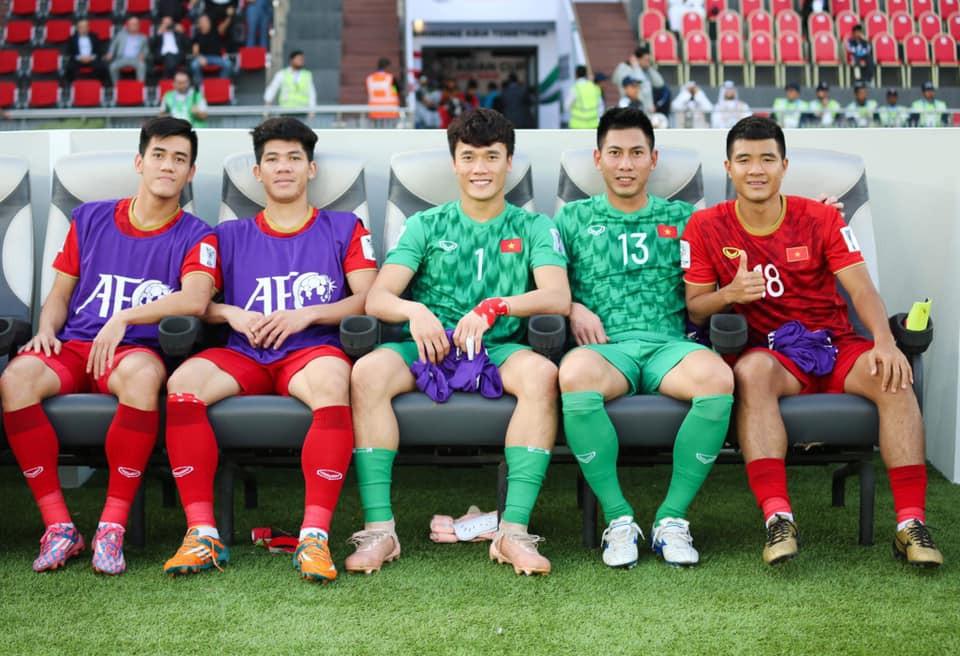 Không ra sân thi đấu, Tiến Dũng, Đức Chinh vẫn bị kiểm tra doping - Ảnh 2.