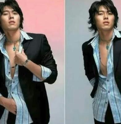 Dân mạng lục lại một thời đen tối của thời trang Hàn Quốc: Bi Rain mặc áo xẻ ngực sâu hơn cả chị em - Ảnh 21.