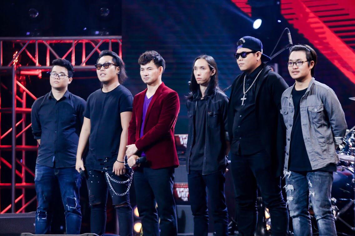 Ban nhạc Việt: Mang cả chồng ra chiêu dụ thí sinh nhưng Mỹ Linh vẫn không thắng nổi Phương Uyên - Ảnh 4.
