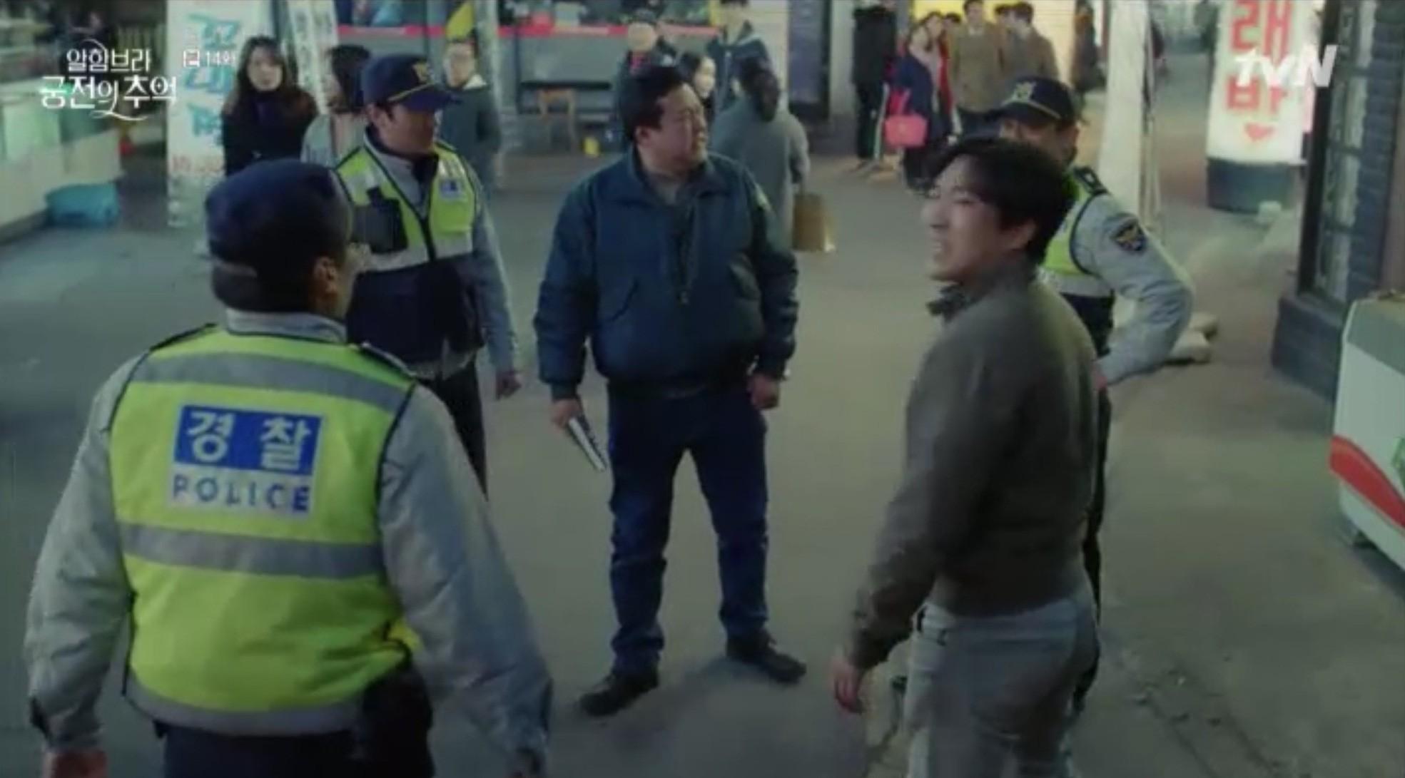 """Park Shin Hye khóc tiễn lâm li như thể Hyun Bin sắp ra chiến trường ở """"Hồi Ức Alhambra"""" - Ảnh 1."""