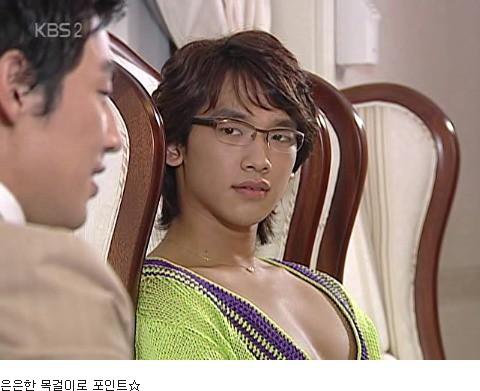 Dân mạng lục lại một thời đen tối của thời trang Hàn Quốc: Bi Rain mặc áo xẻ ngực sâu hơn cả chị em - Ảnh 23.