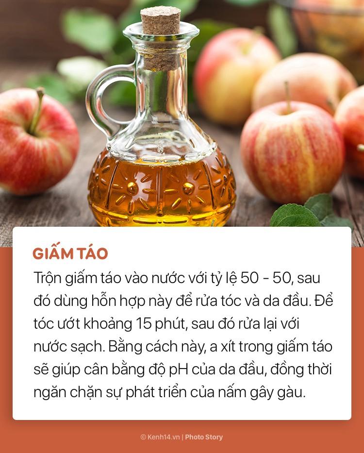 Nếu trị gàu không hiệu quả với dầu gội hãy thử ngay với 5 mẹo này - Ảnh 5.