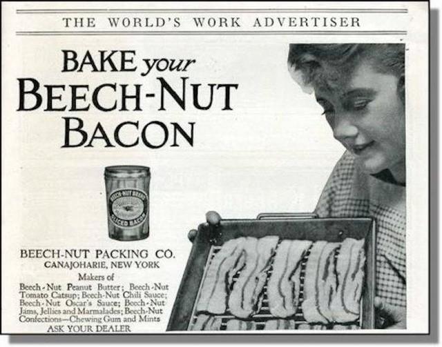 """Cú lừa marketing mang tên thịt xông khói (bacon): Khi bác sĩ bị mua chuộc để """"dắt mũi"""" người dùng rằng bữa sáng cần ăn no nhất trong ngày - Ảnh 2."""