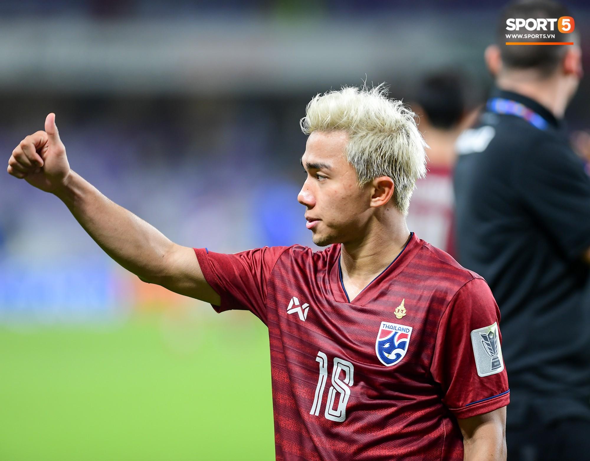Messi Thái Chanathip Songkrasin gạt bỏ đối đầu, cảm thấy tự hào vì tuyển Việt Nam - Ảnh 1.