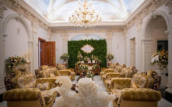 Đám cưới tại lâu đài trăm tỷ, rước dâu bằng Rolls-Royce và máy bay: Nam Định xứng đáng đứng đầu về độ chịu chơi tổ chức đám cưới - Ảnh 25.