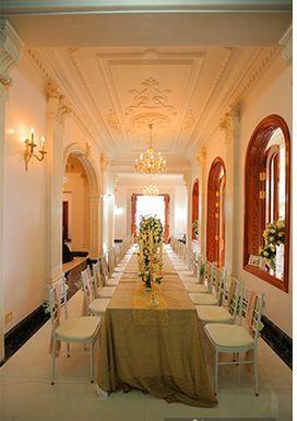 Đám cưới tại lâu đài trăm tỷ, rước dâu bằng Rolls-Royce và máy bay: Nam Định xứng đáng đứng đầu về độ chịu chơi tổ chức đám cưới - Ảnh 27.