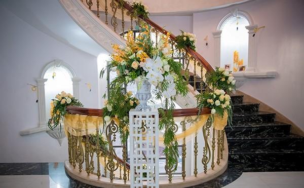 Đám cưới tại lâu đài trăm tỷ, rước dâu bằng Rolls-Royce và máy bay: Nam Định xứng đáng đứng đầu về độ chịu chơi tổ chức đám cưới - Ảnh 28.
