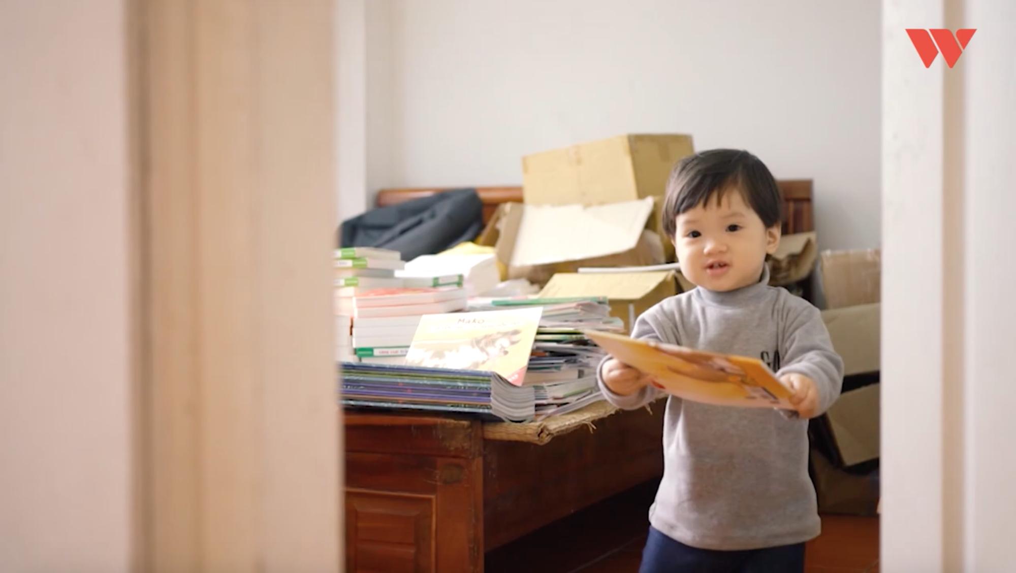 Nguyễn Quốc Vương - Nhà nghiên cứu trở về Việt Nam bán sách rong sau 8 năm du học ở Nhật Bản - Ảnh 6.