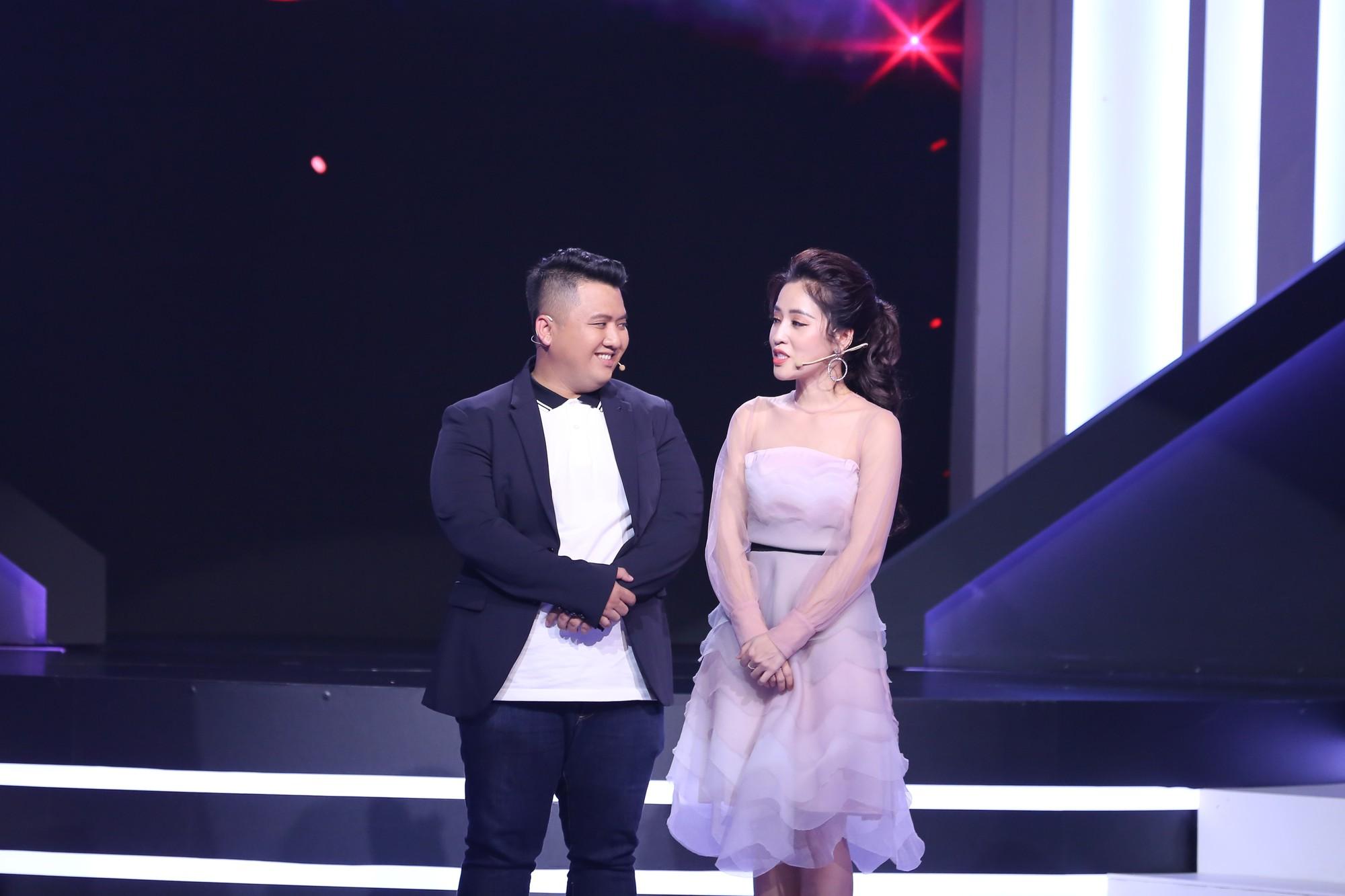 Đức Thịnh tiết lộ Thanh Thúy ghen đến mức anh đổi mật khẩu Facebook cũng phải qua số điện thoại của vợ - Ảnh 3.