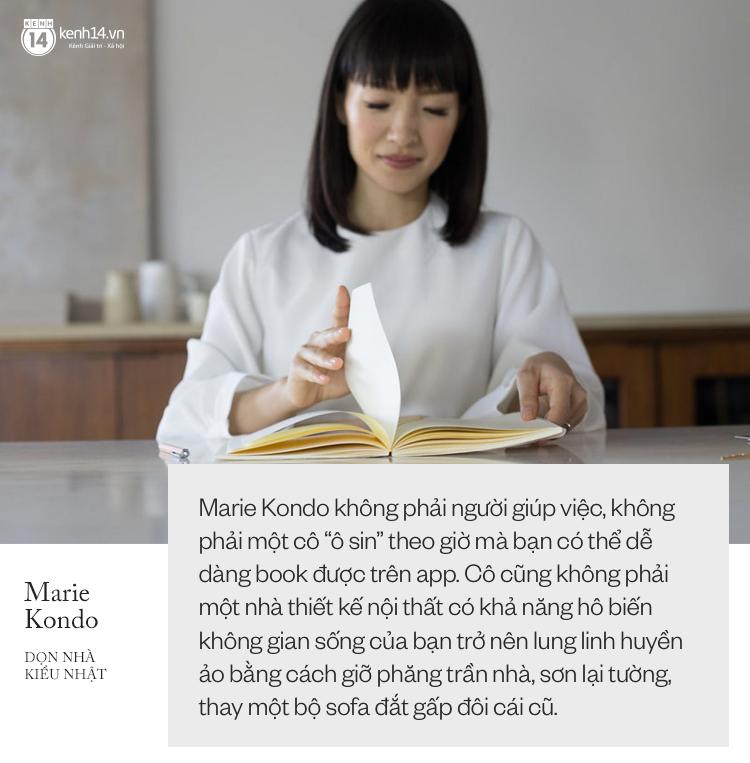Thánh nữ dọn nhà Marie Kondo: Ngôi sao kiếm triệu đô chỉ nhờ đem đồ đi vứt - Ảnh 1.