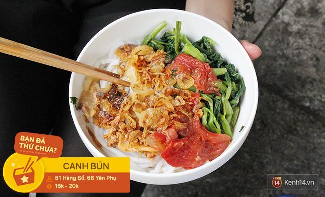 Loạt món ăn ấm sực, thơm nức mùi cua cho ngày lạnh tê người ở Hà Nội - Ảnh 6.