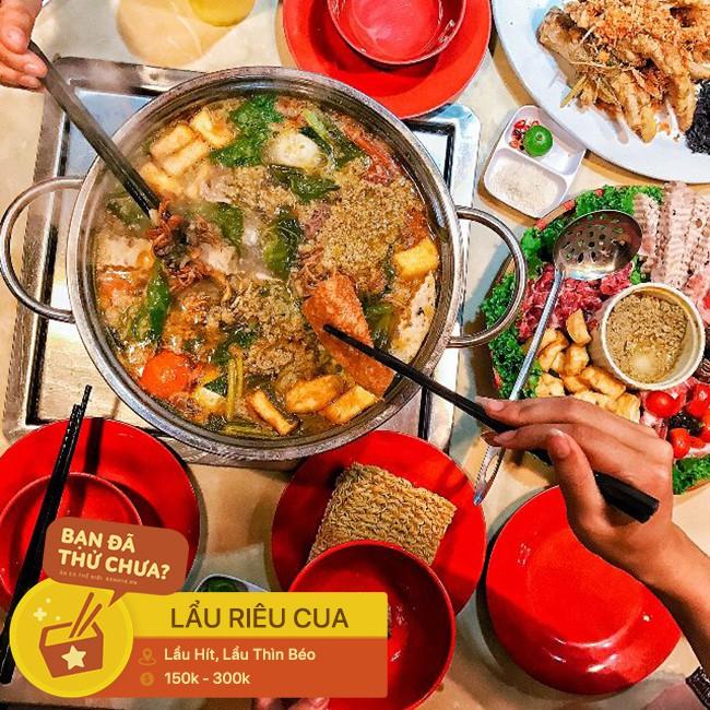 Loạt món ăn ấm sực, thơm nức mùi cua cho ngày lạnh tê người ở Hà Nội - Ảnh 8.