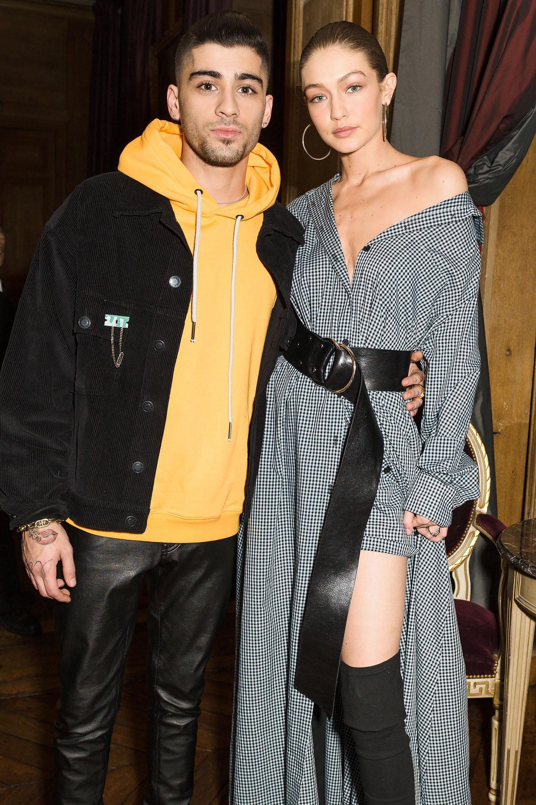 Sau tin chia tay Zayn, hành động này của Gigi Hadid lại làm dân tình cảm thấy khó hiểu về quan hệ của cặp đôi - Ảnh 3.