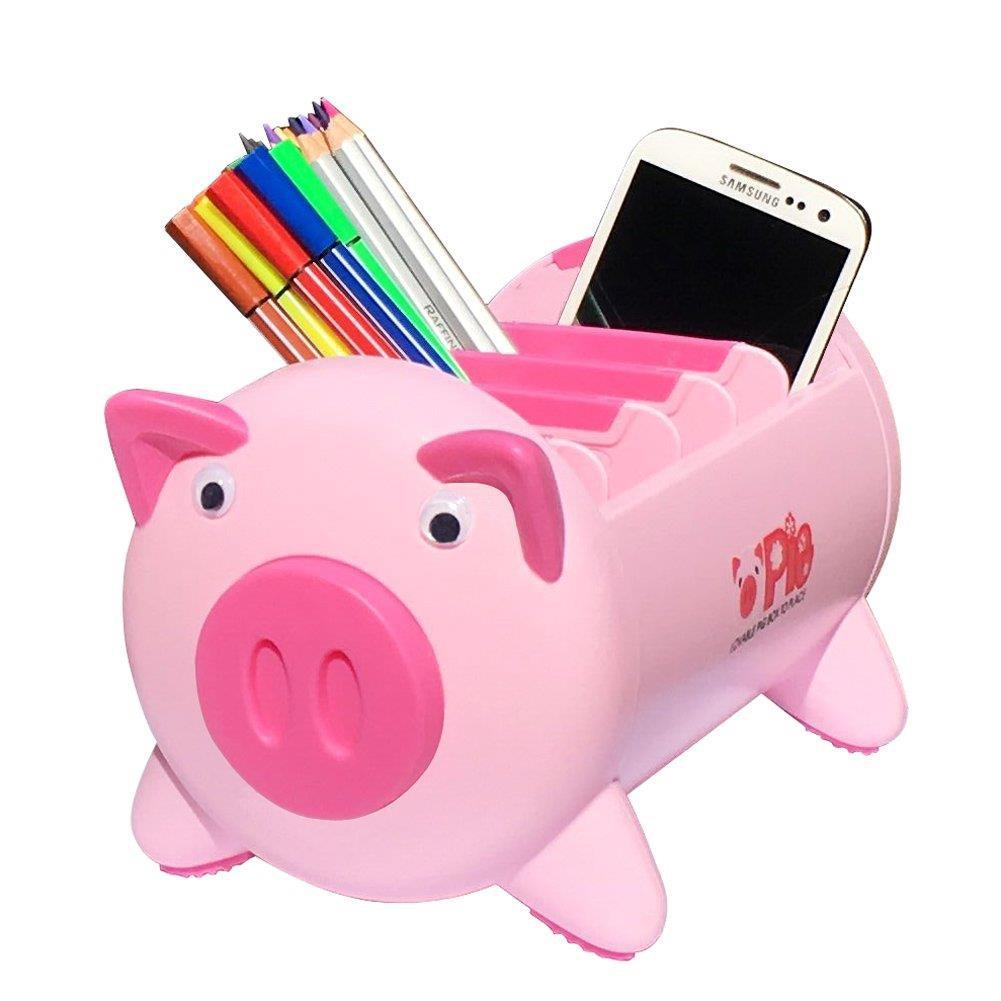Những món đồ trang trí hình chú lợn xinh xắn đốn tim bất kỳ ai nhìn thấy - Ảnh 7.