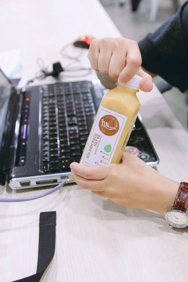 Tổng hợp những địa chỉ bán tất tần tật các loại sữa từ hạt ở Sài Gòn dành cho những người thích healthy - Ảnh 5.