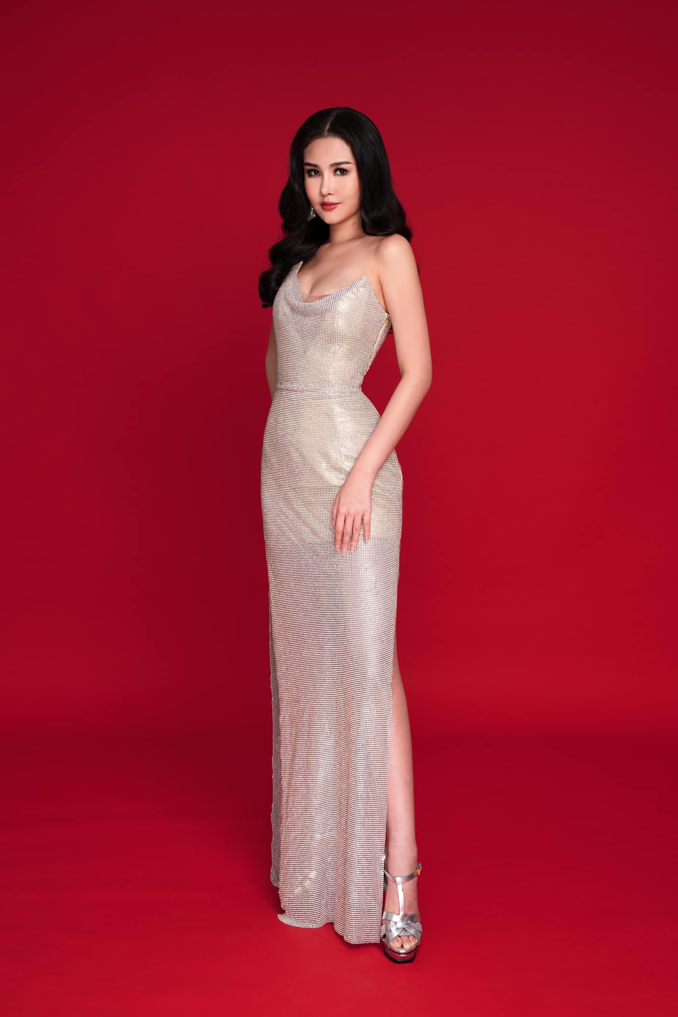 Trần tình về phần trình diễn khó hiểu tại Miss Intercontinental 2018, Lê Âu Ngân Anh khẳng định không hề có lỗi - Ảnh 1.