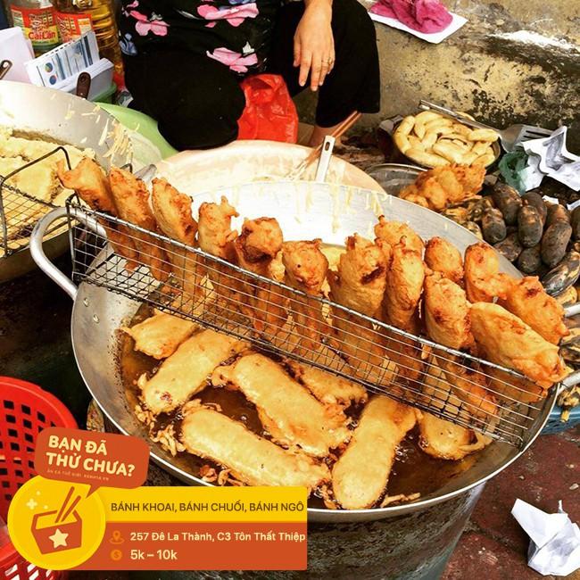 Giữa trời đông Hà Nội, có những món ăn nho nhỏ ấm áp mà chỉ cần cắn một miếng là đủ thấy hạnh phúc - Ảnh 6.