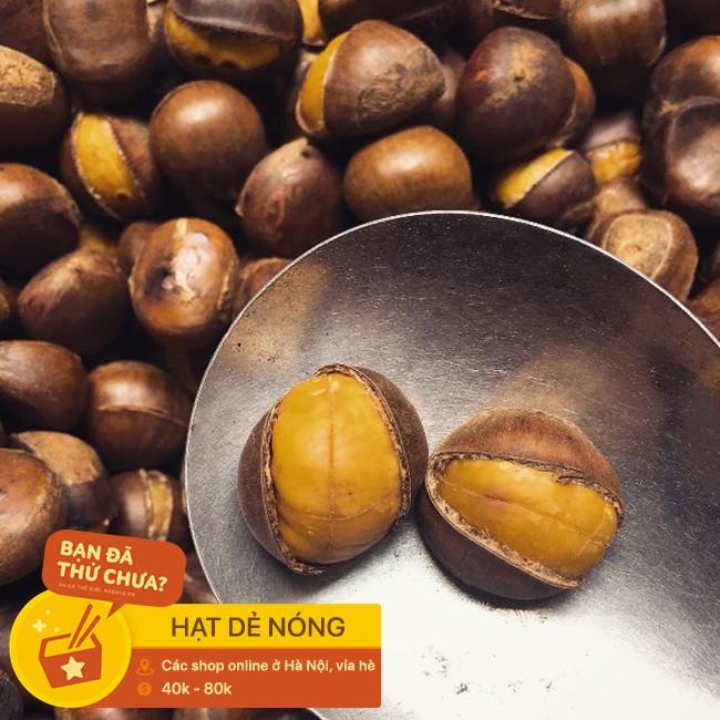 Giữa trời đông Hà Nội, có những món ăn nho nhỏ ấm áp mà chỉ cần cắn một miếng là đủ thấy hạnh phúc - Ảnh 2.