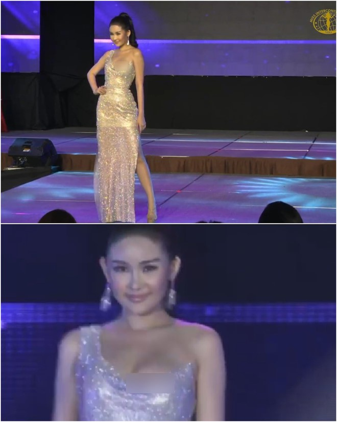 Trần tình về phần trình diễn khó hiểu tại Miss Intercontinental 2018, Lê Âu Ngân Anh khẳng định không hề có lỗi - Ảnh 3.