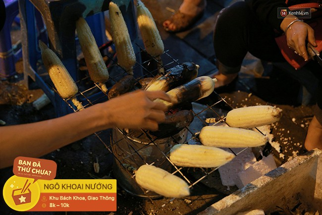 Giữa trời đông Hà Nội, có những món ăn nho nhỏ ấm áp mà chỉ cần cắn một miếng là đủ thấy hạnh phúc - Ảnh 4.