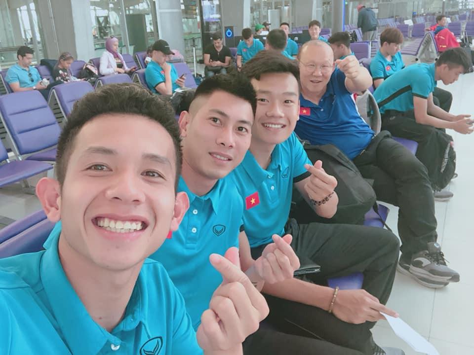 Đu trend giỏi nhất hiện nay không ai khác chính là các hot cầu thủ đội tuyển bóng đá Việt - Ảnh 5.