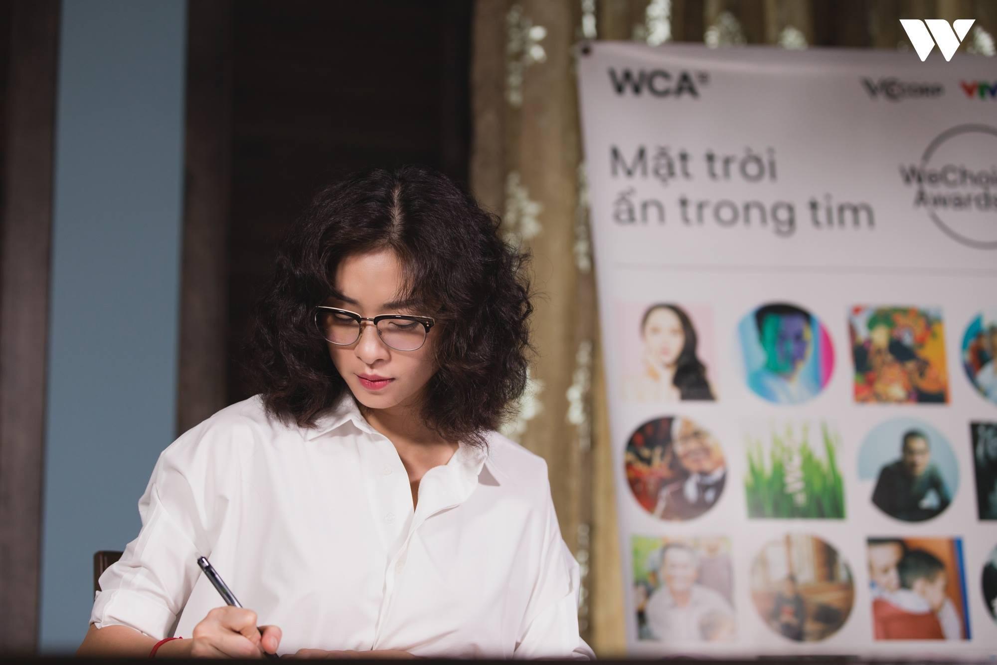 Ngô Thanh Vân chia sẻ cảm xúc khi lần đầu đảm nhận vai trò là thành viên trong Hội đồng thẩm định WeChoice Awards 2018 - Ảnh 3.