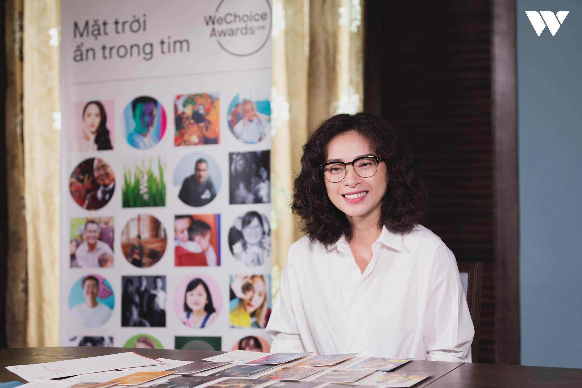 Ngô Thanh Vân chia sẻ cảm xúc khi lần đầu đảm nhận vai trò là thành viên trong Hội đồng thẩm định WeChoice Awards 2018 - Ảnh 2.