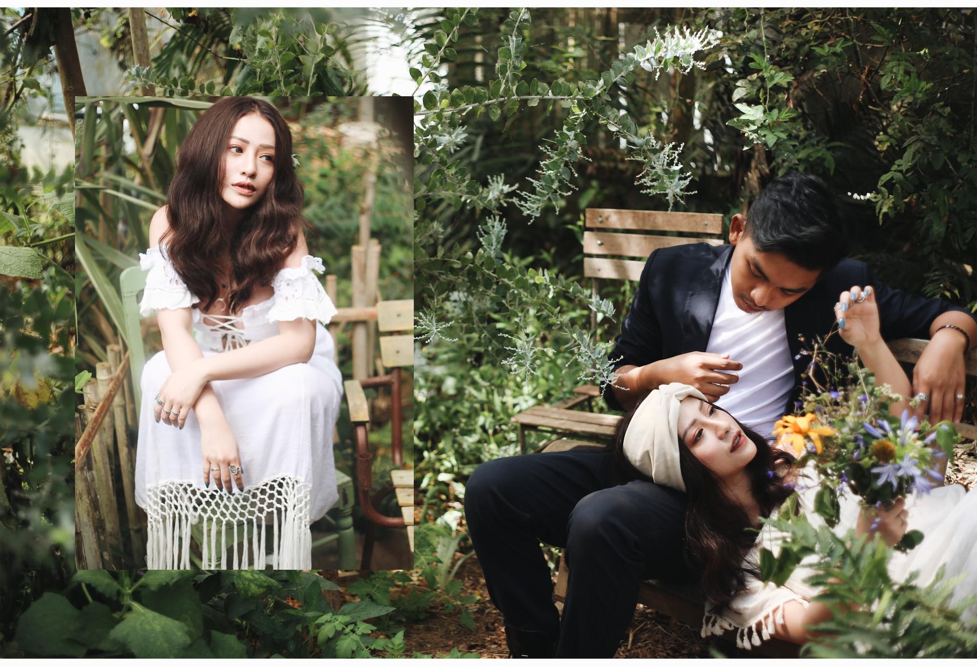 Trước hôn lễ vài ngày, cuối cùng MiA cũng hé lộ loạt ảnh cưới đẹp như MV khiến dân tình ngất ngây - Ảnh 3.