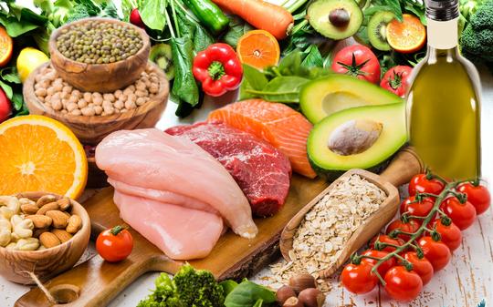 Các món ăn thần kỳ cho người phải uống thuốc cholesterol - Ảnh 1.
