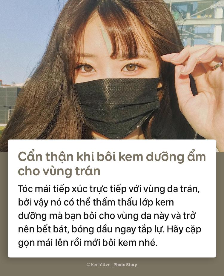 Học thuộc những tips sau để có phần tóc mái đẹp như gái Hàn - Ảnh 7.