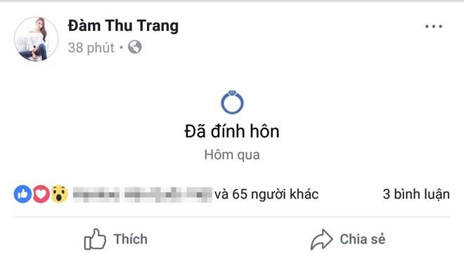 Sáng đám hỏi, chiều Đàm Thu Trang đã khẳng định chủ quyền với Cường Đô La bằng hành động này? - Ảnh 5.