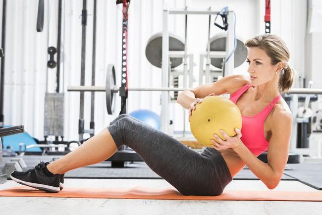 Phương pháp giảm mỡ bụng đơn giản và hiệu quả tại nhà - Ảnh 4.