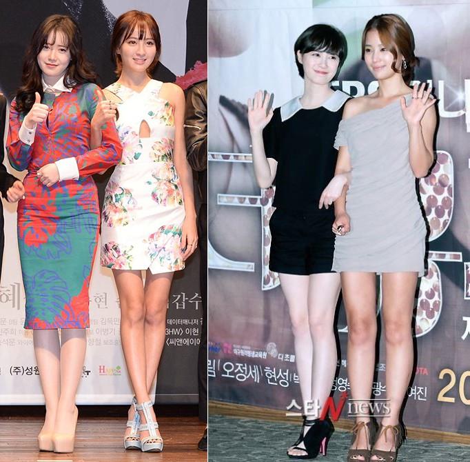 Nghịch lý Goo Hye Sun: Để không chiếm spotlight trong mọi bức ảnh, cô đã phải áp dụng thủ thuật makeup này - Ảnh 5.