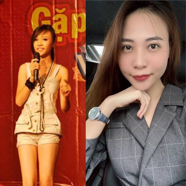 Dù rời khỏi showbiz nhưng sự thay đổi nhan sắc và phong cách của Đàm Thu Trang khiến ai cũng bất ngờ - Ảnh 1.