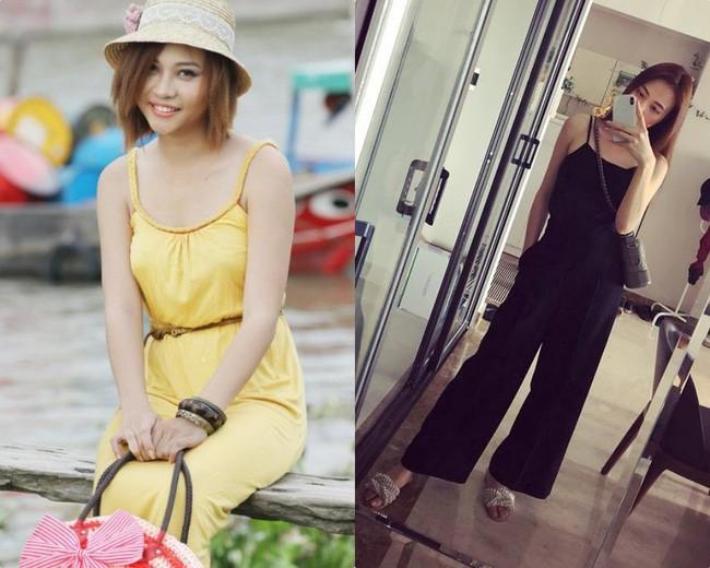 Dù rời khỏi showbiz nhưng sự thay đổi nhan sắc và phong cách của Đàm Thu Trang khiến ai cũng bất ngờ - Ảnh 3.