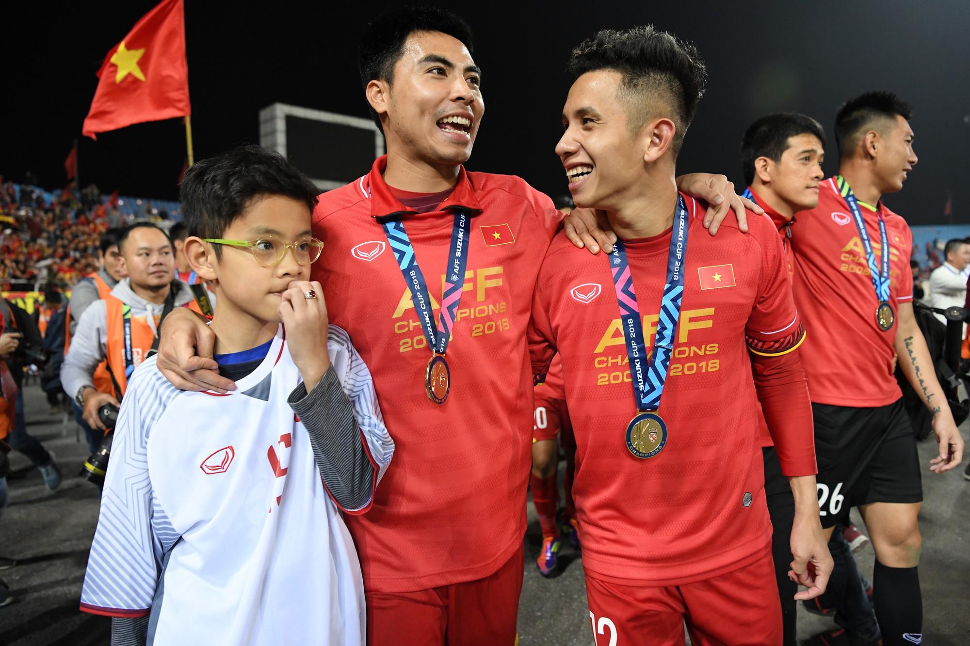 Vượt qua Nhật Bản, tuyển Việt Nam chắc chắn sẽ có huy chương. Ảnh: Tiến Tuấn.