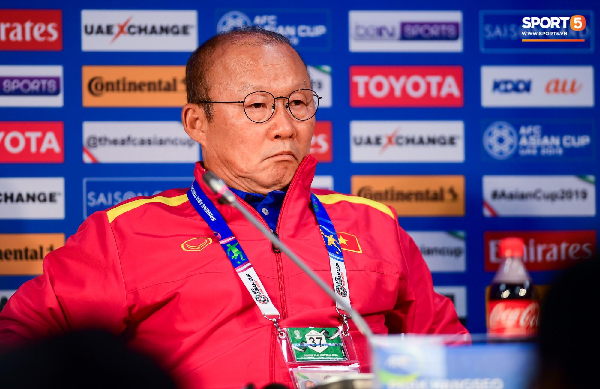 HLV Park Hang-seo: Nhật Bản là đội mạnh nhất giải, nhưng tôi vẫn kỳ vọng giành chiến thắng - Ảnh 1.