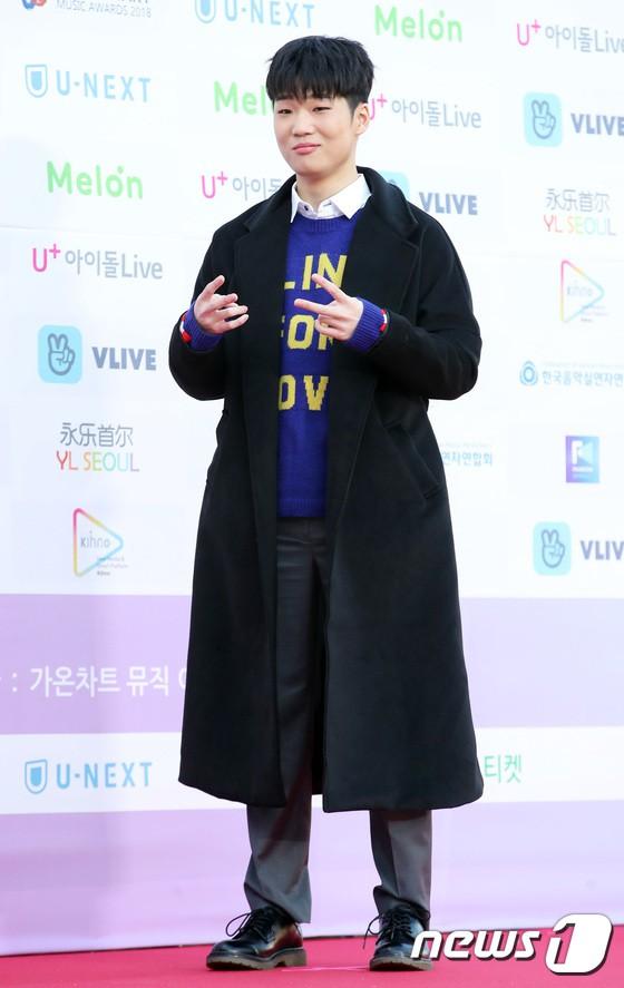 Hơn 80 sao Hàn đổ bộ thảm đỏ Gaon 2019: Tzuyu xuất sắc, nữ thần lai và mỹ nhân TWICE gây chú ý vì vòng 1 đốt mắt - Ảnh 43.