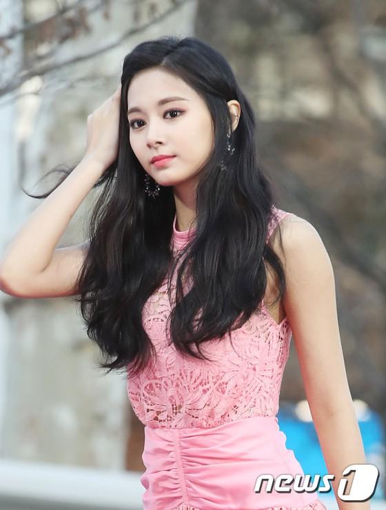 Hơn 80 sao Hàn đổ bộ thảm đỏ Gaon 2019: Tzuyu xuất sắc, nữ thần lai và mỹ nhân TWICE gây chú ý vì vòng 1 đốt mắt - Ảnh 4.